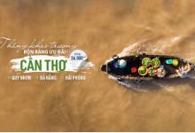 Bambooairways mở thêm 3 đường bay từ Cần Thơ tới Quy Nhơn, Đà Nẵng, Hải Phòng