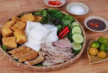 Vé máy bay giá rẻ thưởng thức ẩm thực Hà Nội chỉ từ 99k