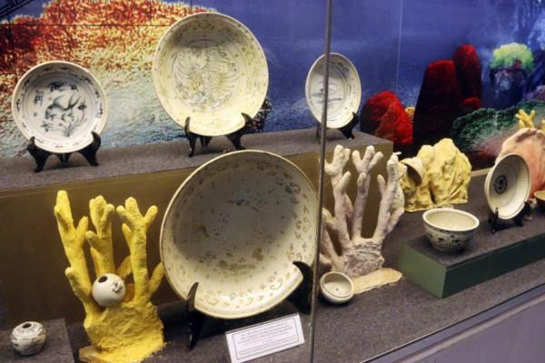Khu bảo tàng biển Cù Lao Chàm