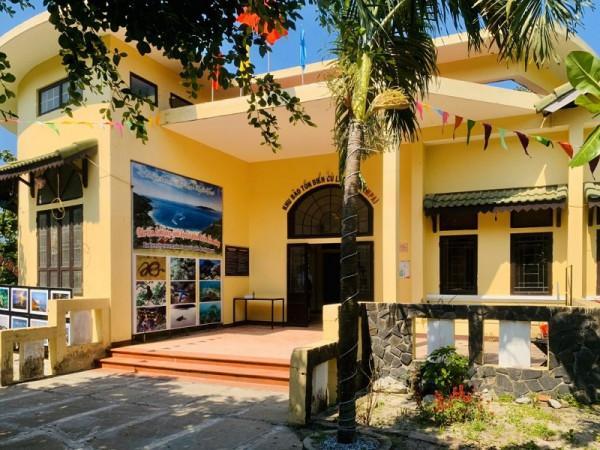 Khu bảo tàng biển Cù Lao Chàm1