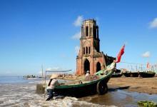 Săn vé máy bay khám phá những nhà thờ cổNam Định