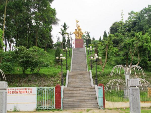 yen bai- don nghia lo