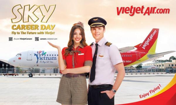 Đội bay Vietjet Air hiện đại và năng động