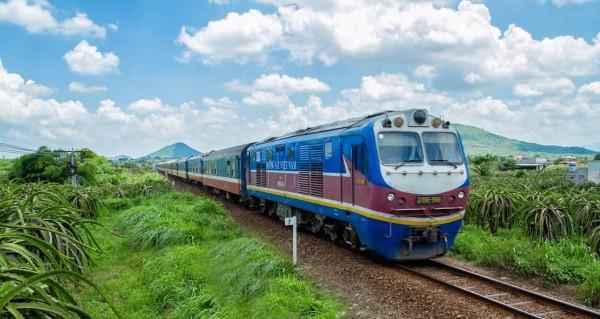Du lịch Bình Thuận bằng tàu hỏa