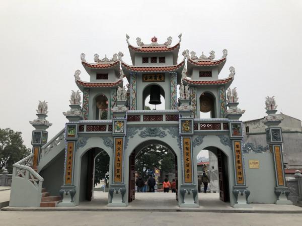 1. Đền Bà Chúa Kho – Bắc Ninh
