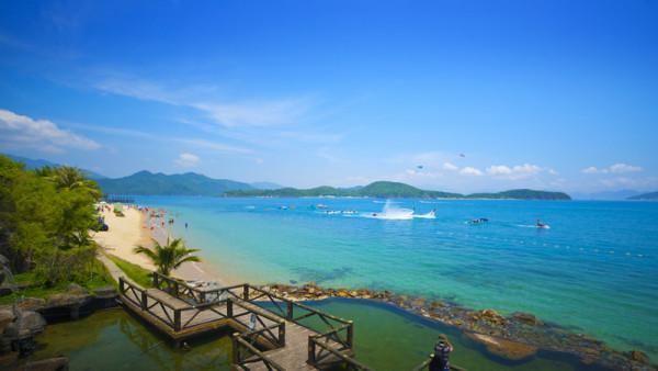 Đặt vé máy bay du lịch thiên đường biển Nha Trang