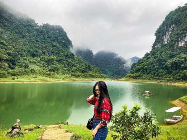 hồ Thang Hen 5
