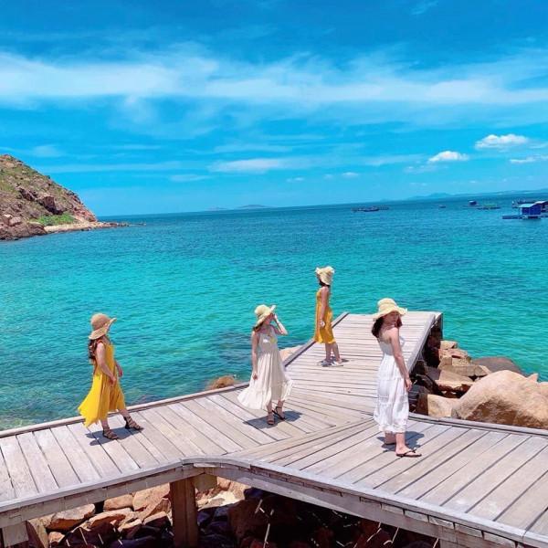 Cùng săn vé du lịch Hòn Khô, Quy Nhơn nhân dịp hè 2021