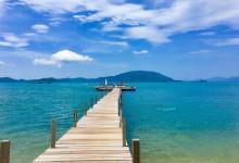 Vé máy bay đi Nha Trang du lịch thú vị tại đảo Điệp Sơn
