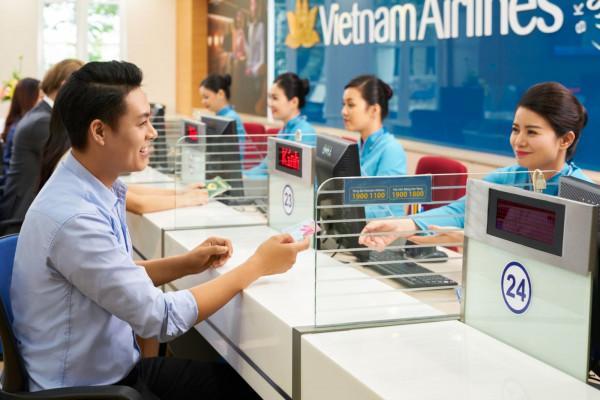 Thêm ghế trống, bay an toàn cùng Vietnam Airlines
