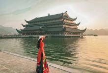Du lịch chùa Tam Chúc điểm đến của du khách năm 2021