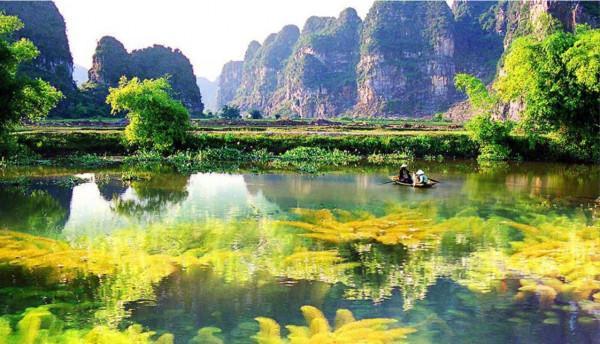 Ninh Bình - Vùng đất Cố Đô với cảnh đẹp hùng vĩ