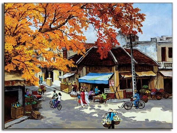 Check in Hà Nội 36 phố phường