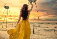 Lãng mạn ngắm hoàng hôn ở đảo Ngọc- Phú Quốc