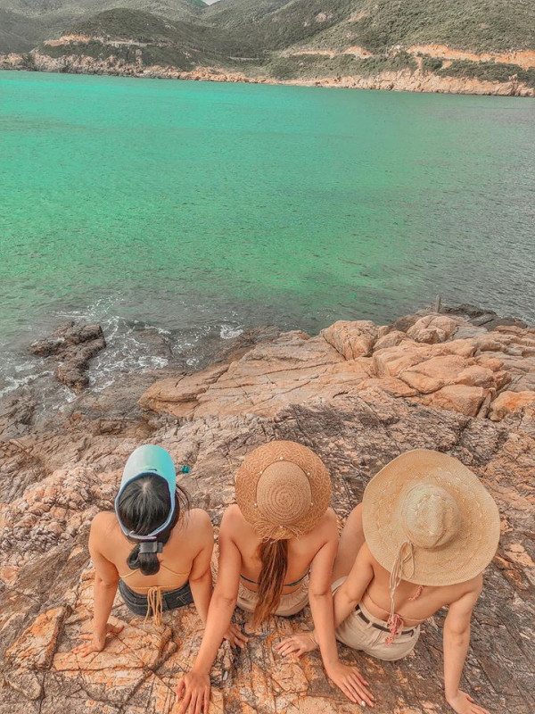 Đảo Bình Hưng - điểm checkin hot ở Khánh Hòa