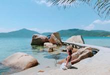 Vân Phong Nha Trang biển xanh nắng vàng