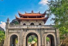 Tràng An – Vịnh Hạ Long cạn của Ninh Bình