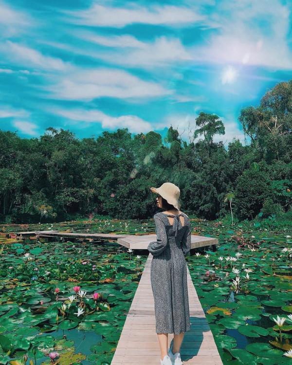 Khám phá vẻ đẹp thôn quê miền sông nước Đồng Tháp